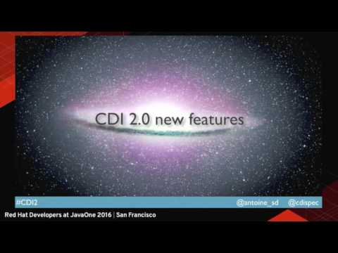 CDI 2.0 Is Coming