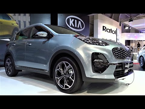 2020 KIA Sportage SUV 16V TURBO - Interior, Exerior Walkaround - Sofia Auto Show 2019