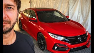 Honda Civic Si 2020 | Detalles En Vivo