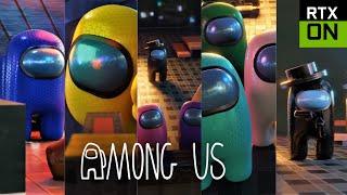 Among Us RTX On (Season 1) - 3D Animation