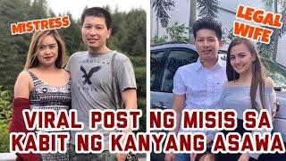 LDR + Lies : Trending ang Post ni Marian Santiago about sa Kabit ng Mister nya!!