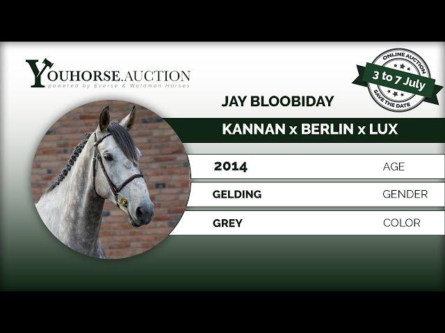 Jay Bloobiday