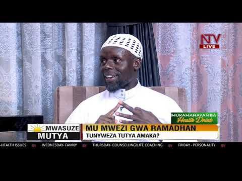 Mwasuze Mutya: Imam Kyeyune ayogera ku kunyweza amaka mu kiseera kya corona