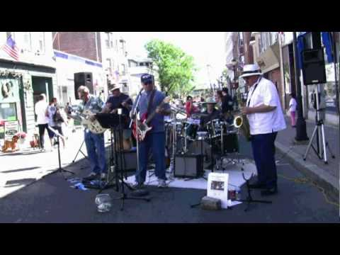 Big Joe's Basement Band -- Somerville Sampler Day (Part 2)