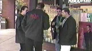 Lion Sleeps Tonight-Cool Change-Acappella group from the movie A Bronx Tale