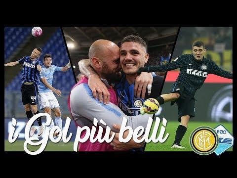 Inter vs Lazio • I Gol più belli in Serie A