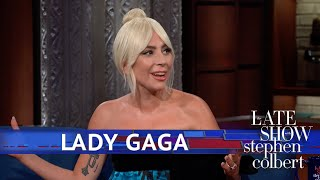 Lady Gaga Credits Bradley Cooper For Believing In Her