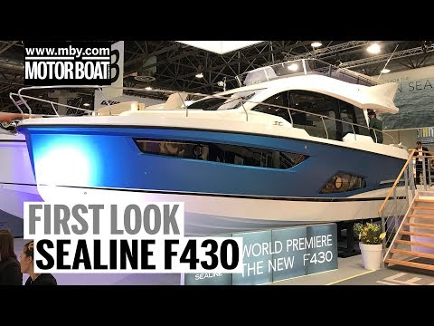 Sealine F430 | First Look | Motor Boat & Yachting