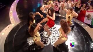 Paty Cantú || Dicen Por Ahí || Nuestra Belleza Latina || HD