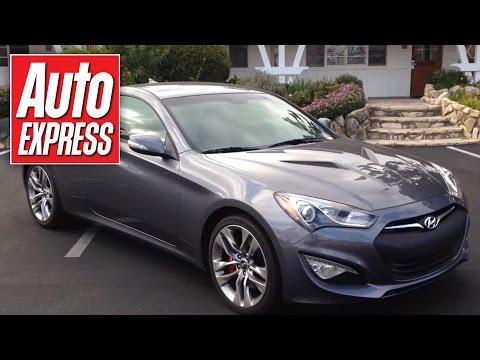 Hyundai Genesis Coupe review
