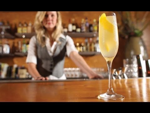 Video How to Make a French 75 Cocktail - Liquor.com