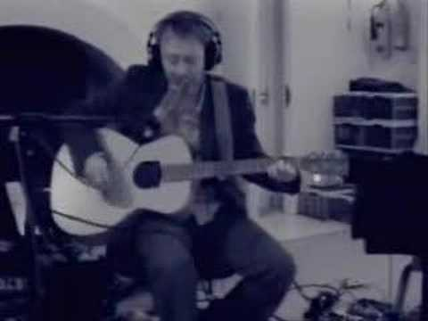 Radiohead - Morning m'lord or good morning Mr Magpie