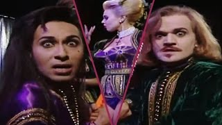 Army of Lovers - 'Candyman Messiah' Live (1991) + additional footage
