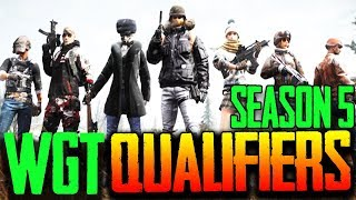 Wicked Gaming Tournament Season 5 QUALIFIERS - PUBG MOBILE ft HMRS, F8, GE