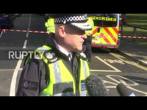 UK: Police confirm 'number of injuries' in 'critical and an extremely serious incident'