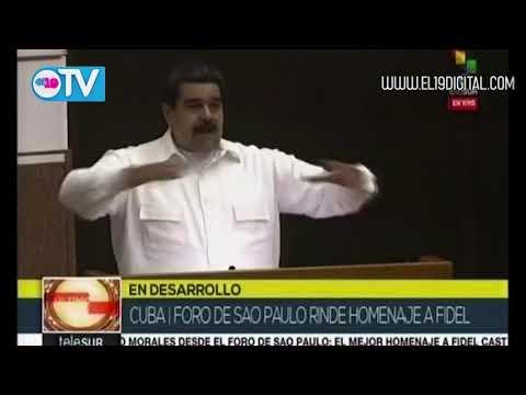 Mandatarios latinoamericanos se solidarizan con Nicaragua
