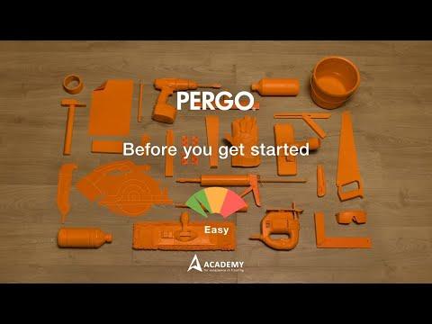 How To Install Laminate Flooring Pergo