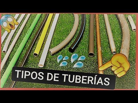 Tipos de TUBERIAS para FONTANERIA y CALEFACCIÓN (cobre, ppr, pb, multicapa, hierro, etc) 2020