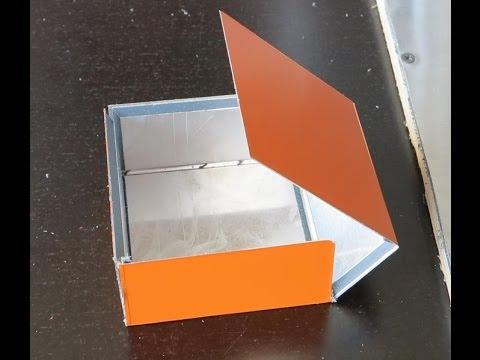Раскрой алюкобонда на чпу. Фрезеровка композитного материала.