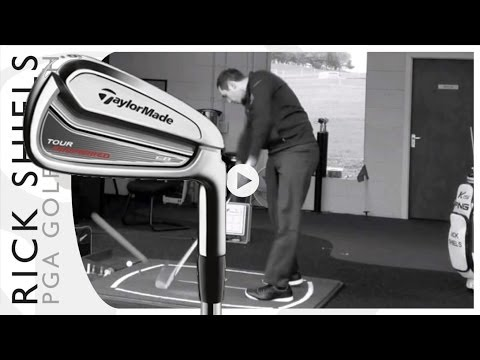 TAYLORMADE TOUR PREFERRED CB IRONS TESTED WITH GC2