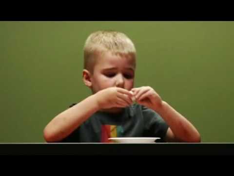 Marshmallow Test mit Kindern!