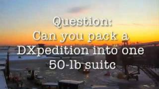 preview picture of video 'Buddies in the Caribbean Suitcase DXpedition 2009'
