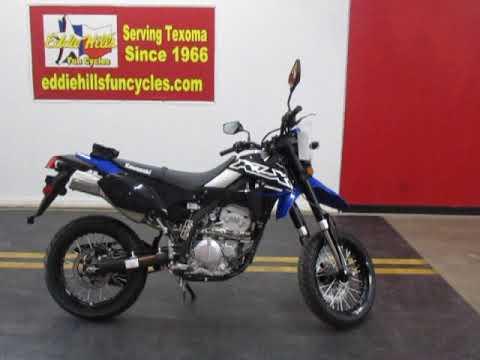 2021 Kawasaki KLX 300SM in Wichita Falls, Texas - Video 1