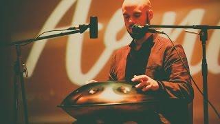 Hang Drum Artist- Jeremy Arndt | EFFERVESCENCE16 | IIIT ALLAHABAD