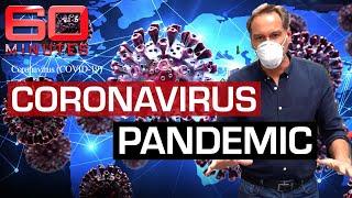 "Journalist goes undercover at ""wet markets"", where the Coronavirus started   60 Minutes Australia"