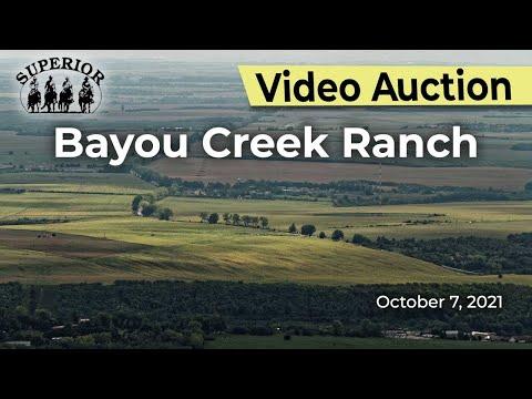 Bayou Creek Ranch