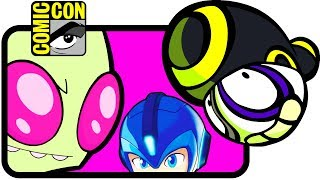 Don't Go To COMIC CON (@RebelTaxi) The Best/Worst Upcoming Cartoons 2018 2019
