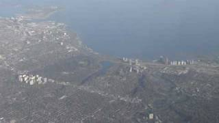 preview picture of video 'Aerial Toronto Pano from West'
