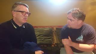 What do you love about your life, Chris Difford?