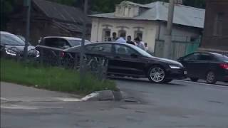 Драка на дороге Иваново