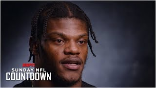 Ravens QB Lamar Jackson has been exceeding expectations since high school | NFL Countdown