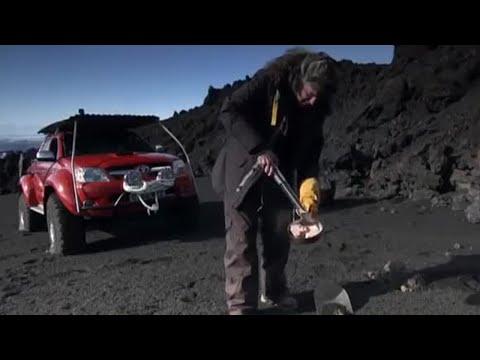Volcano barbecue | Top Gear | BBC