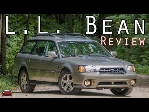 2004 Subaru Outback L.L. Bean Review - A Flat-Six Adventure Machine!