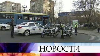 Наприемную ФСБ вХабаровске совершено нападение.
