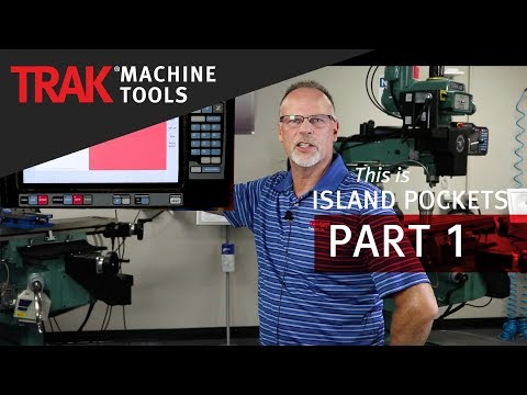 Island Pockets | ProtoTRAK RMX CNC | Part 1