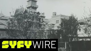 Tour The World's Weirdest Home featured in Winchester: The House that Ghosts Built | SYFY WIRE