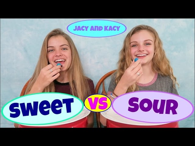 Sweet-vs-sour-candy