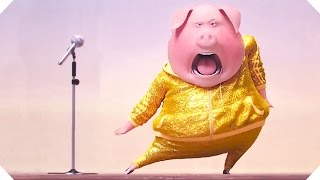 SING Trailer  2  Animation Blockbuster  2016