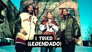Bone Thugs-N-Harmony - I Tried (ft. Akon) [Legendado]