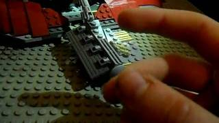 preview picture of video 'Lego star wars slave 1'