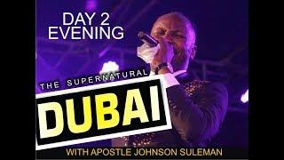 MASSIVE GRACE IN DUBAI, UAE. GRAND FINALE with Apostle Johnson Suleman.