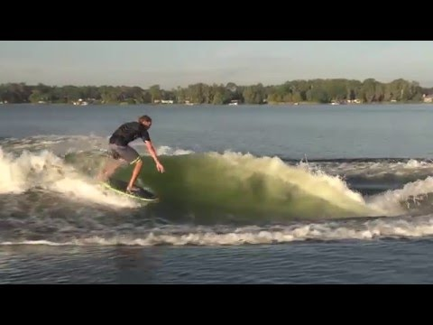 Malibu Boats: How to Build the Perfect Wakesurfing Wave in Seconds