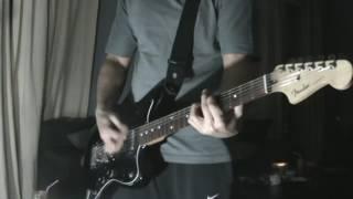 T.S.O.L.  -  Silent Scream    (madz guitar cover)