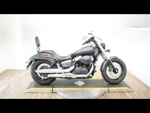 2013 Honda Shadow® Phantom in Wauconda, Illinois - Video 1