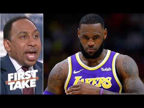 3882f8515fe2 LeBron James is the Lakers  biggest problem – Stephen A.