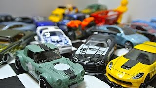 Let's Open New Hot Wheels Toys Unboxing!